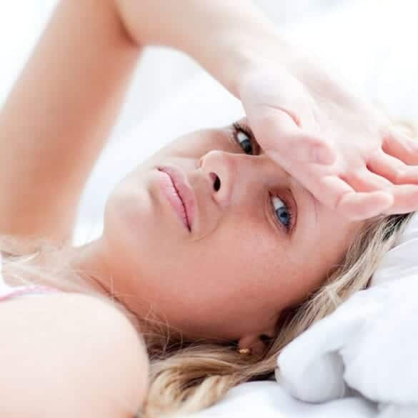 Woman - Chronic Fatigue Treatment