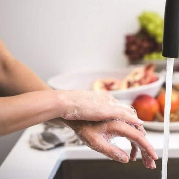 hand washing - OCD treatments